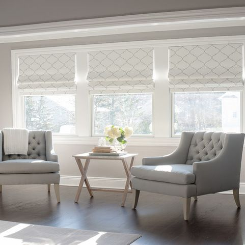 window treatments ideas whether youu0027re looking for elegant draperies, covered valances, or a simple HAFVLSG
