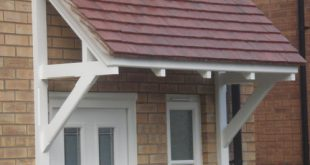 windsor mono style porch canopy HCZZSSN
