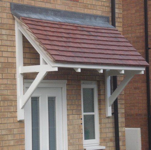 windsor mono style porch canopy HCZZSSN