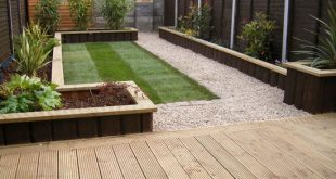 wonderful garden decking ideas with best decking designs