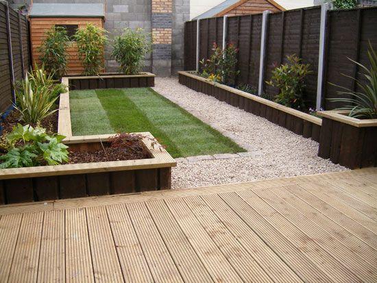 Few tips for getting the best Garden decking - Decorifusta on Decking Designs For Small Gardens id=56679