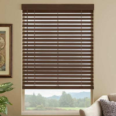 wood blinds cherry embossed 7310 TSEOUOA