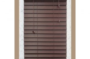 wood blinds home decorators collection brexley 2-1/2 in. premium wood blind - 71.5 GCLUMNA