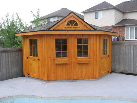 wood corner sheds #22 JZSHKVQ