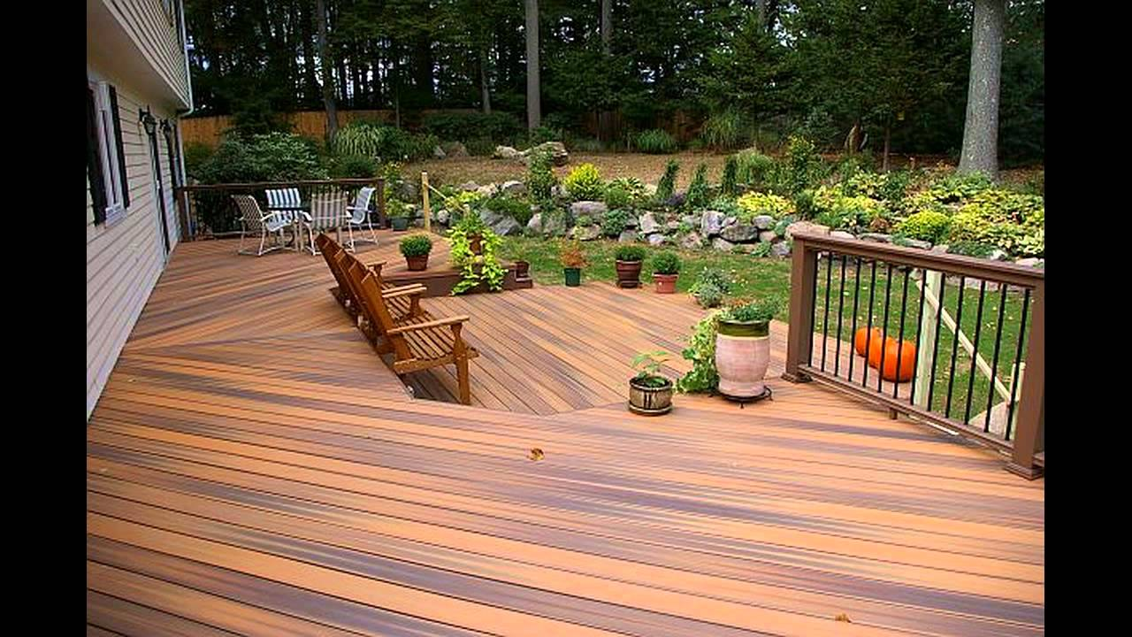 wood deck stain colors MZVJCHD