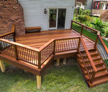 wood decks ipe and exotic hardwood decking FPTONQY