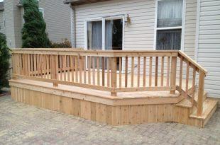 wood decks TBJFBRS