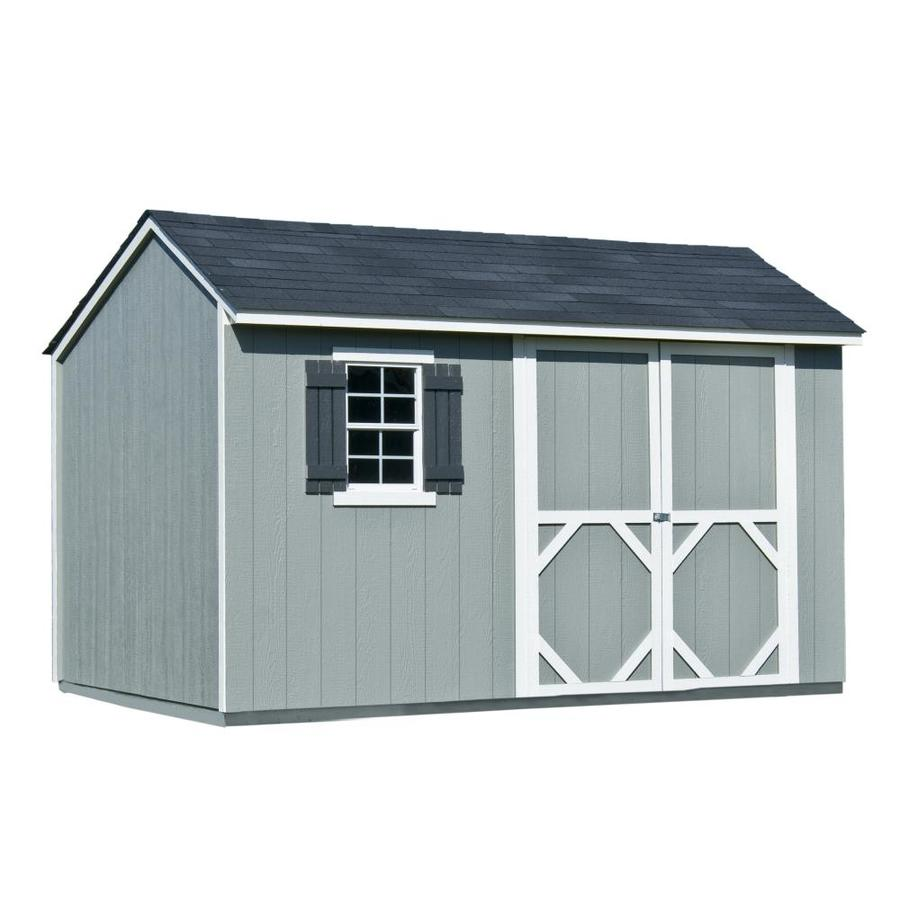 wood shed heartland (common: 12-ft x 8-ft; interior dimensions: 11.71 ARUGDAW