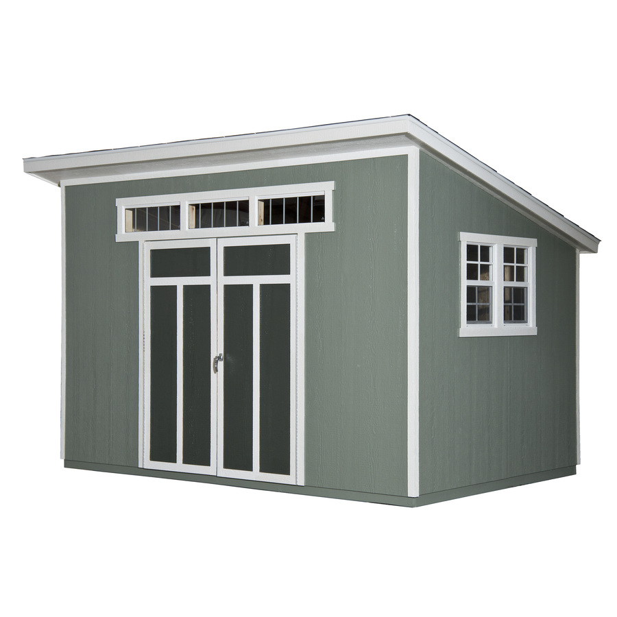 wood shed heartland (common: 8-ft x 12-ft; interior