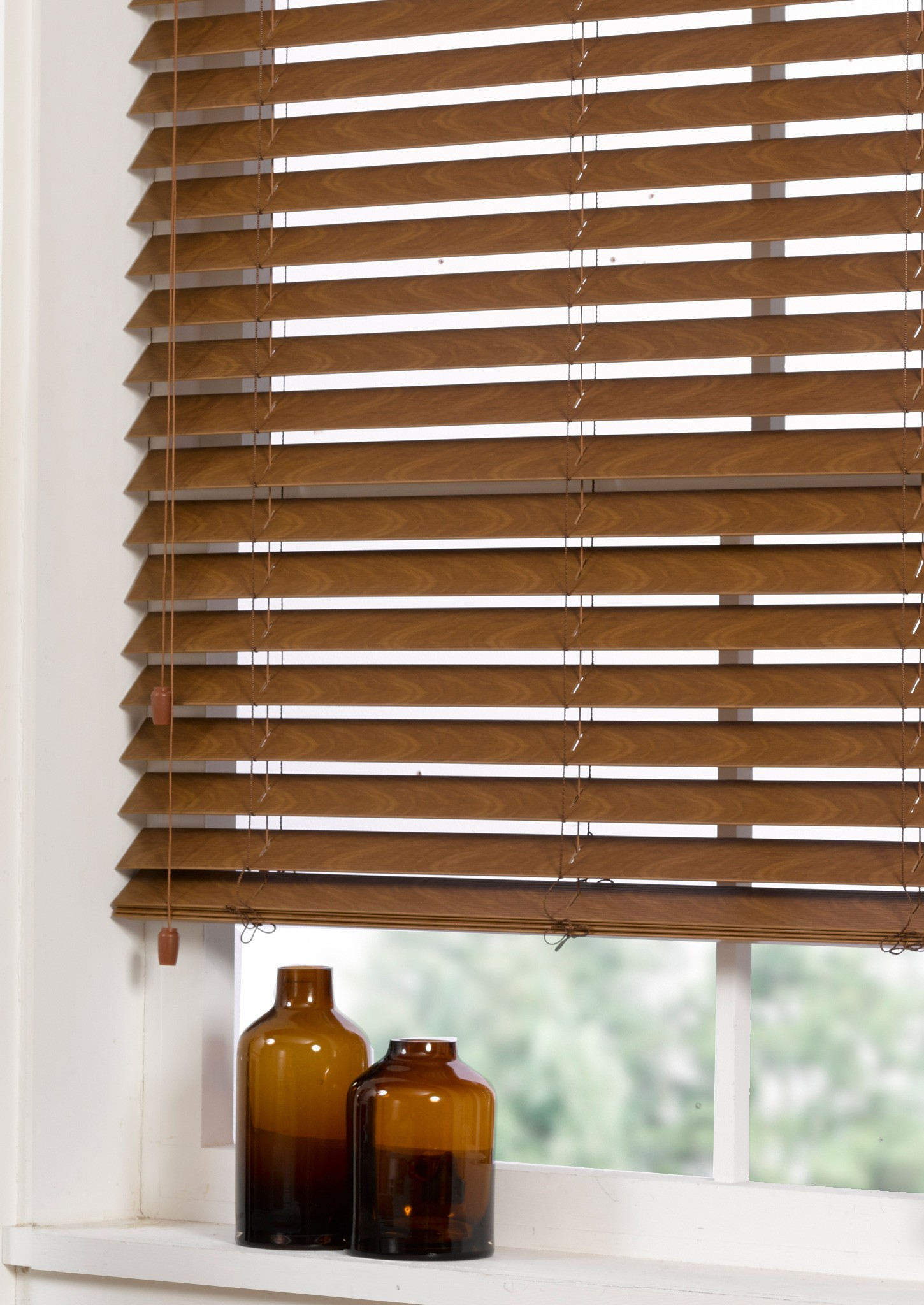 wood venetian blinds faux wood venetian blind walnut DPOOBNU