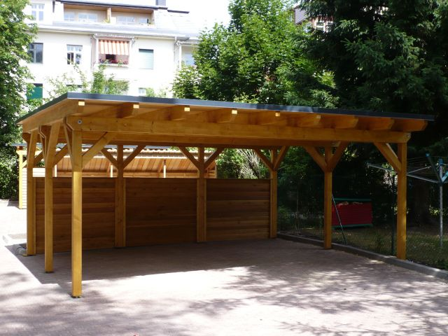 wooden carports carport idea off of 2nd story