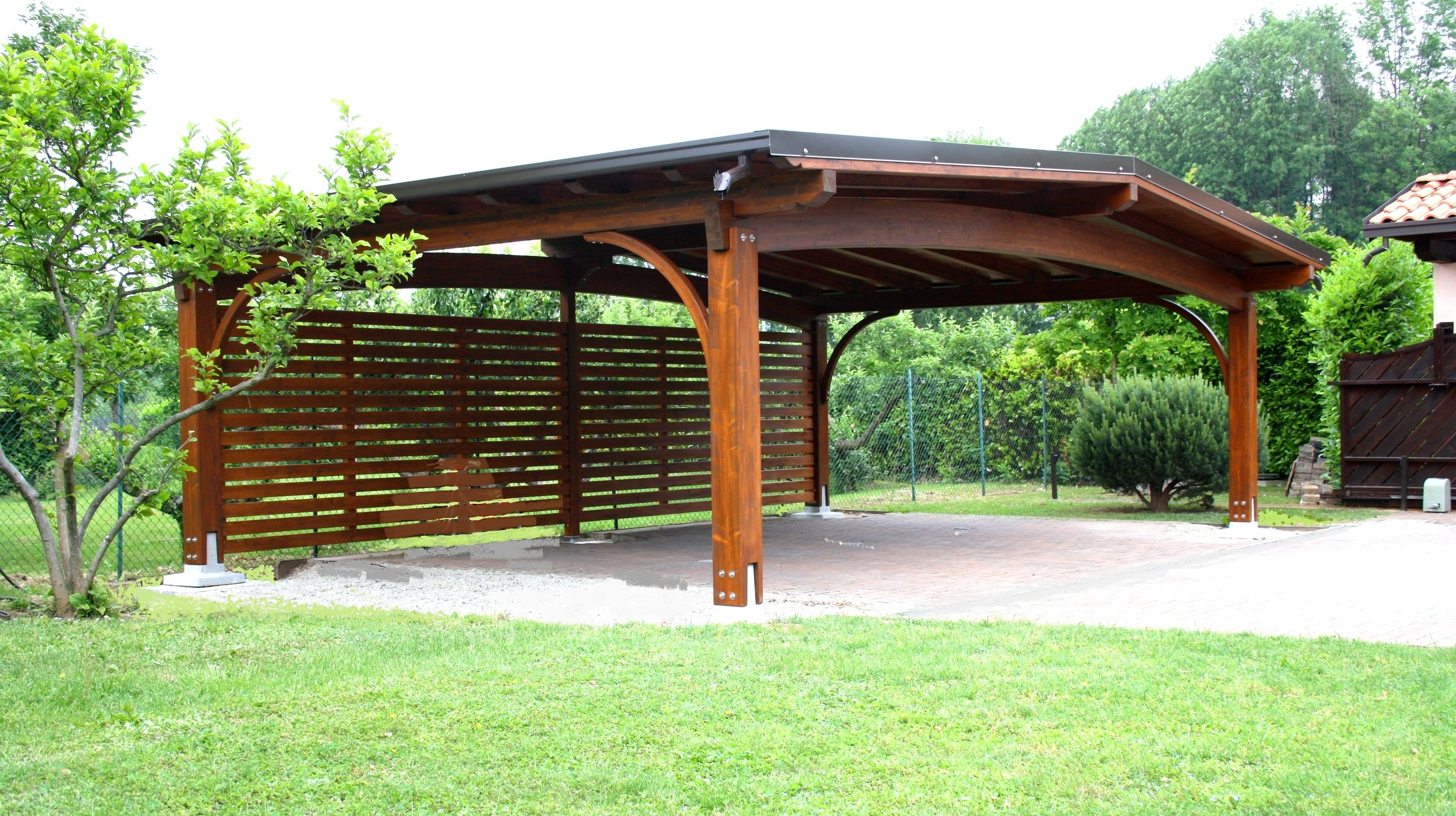 wooden carports designs AWWEITZ