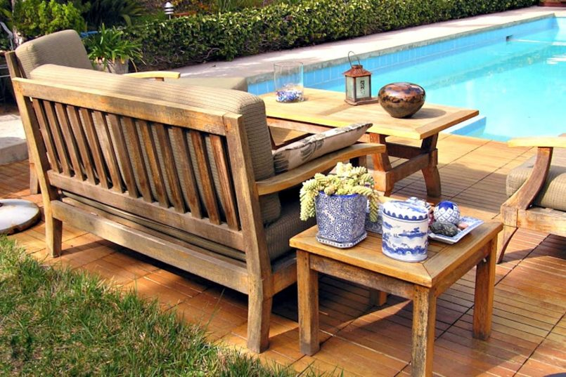 wooden garden furniture sets ... large size of decorating small wooden garden table light wood garden RSGFTCD