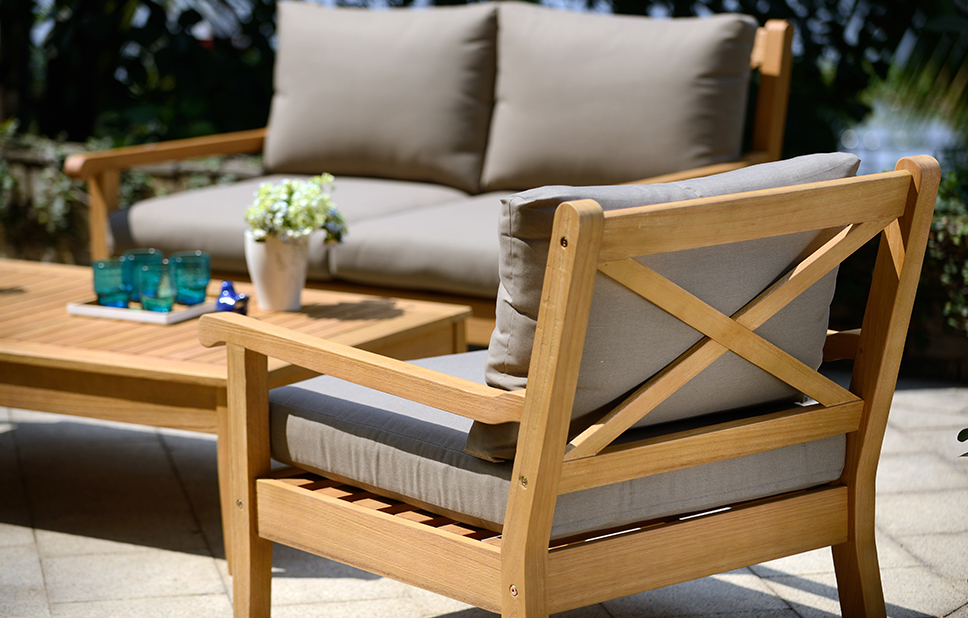 wooden garden furniture sets luxury maintaining wooden garden