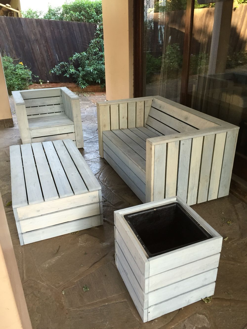 wooden garden furniture sets pallet wood patio furniture set (how to build a shed out of LBURFZA