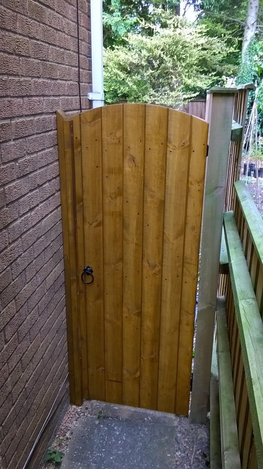 Wooden Garden Gates 700mm Full E Timber Products With Remodel 9 UEBPYIL