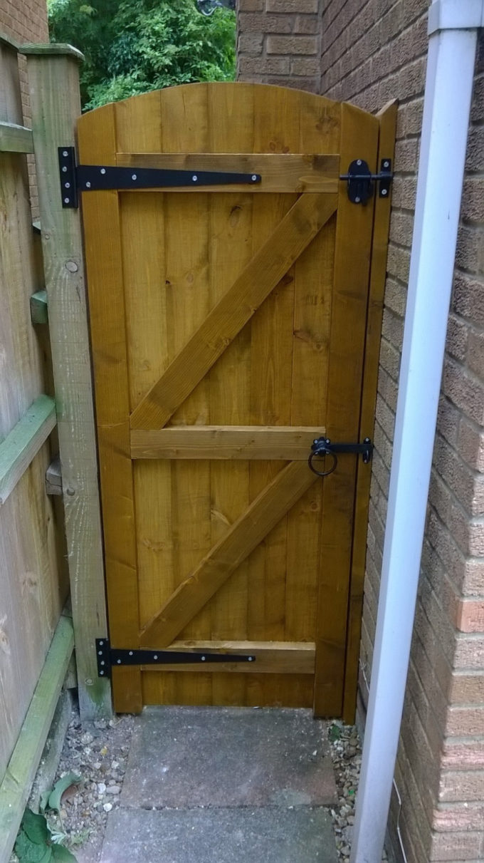 wooden garden gates 900mm full e timber products regarding garden gates QBOQSPP