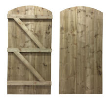 wooden garden gates wooden bespoke garden gate / tanalised treated wood timber gates / fast ICZYTVT