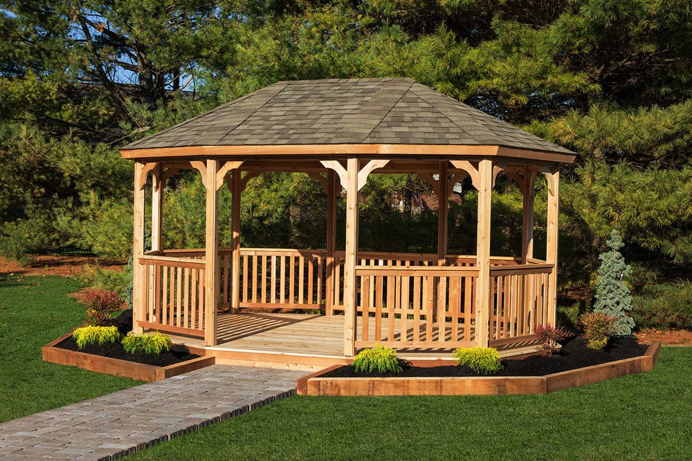 Effective Tips in Maintaining a Wooden Gazebo Outdoor Space