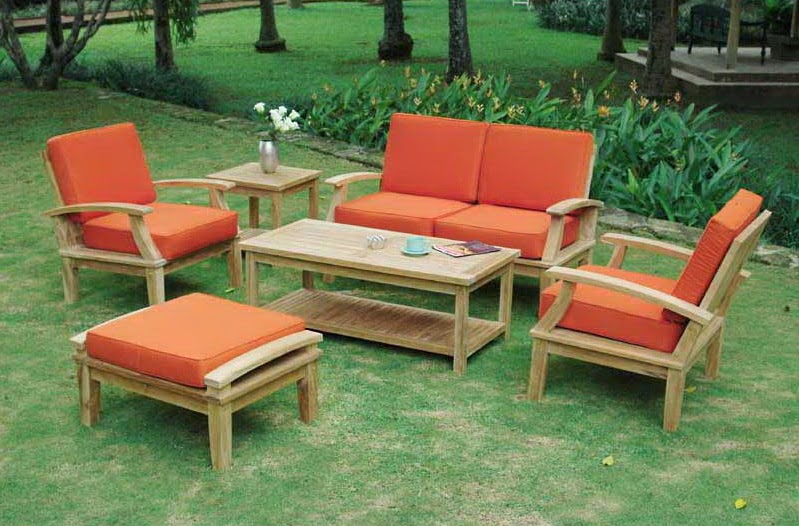 wooden patio furniture amazing eucalyptus patio furniture set outdoor within wood for in decor 6 OFOOREW