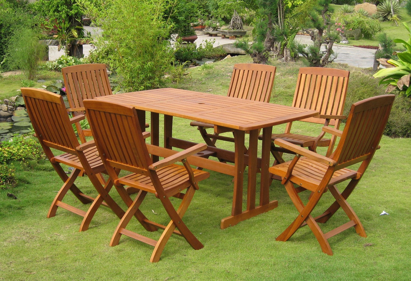 wooden patio furniture wood folding patio chairs best of wooden outdoor tables image teak sears ZHBHPYJ