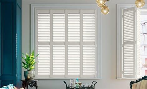 wooden shutter blinds san jose premium medici ivory