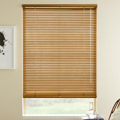 wooden window blinds golden husk 3272 BVIGCZB