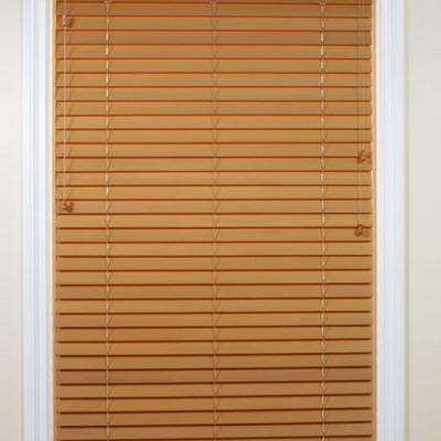 wooden window blinds wood ... ZGGXEUX