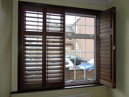 wooden window shutters - 3 GGBZRVS
