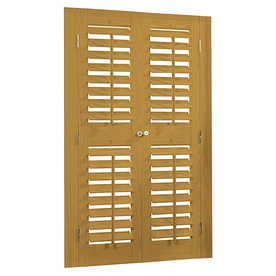 wooden window shutters display product reviews for 29-in-31-in w x 54-in FLJZOUN