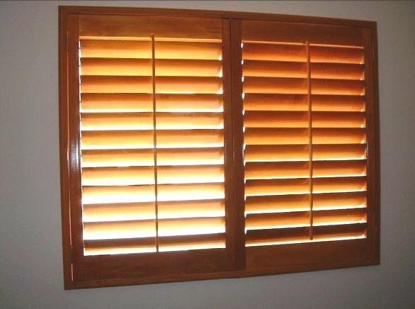 wooden window shutters natural maple plantation shutters - google search NTITOJA