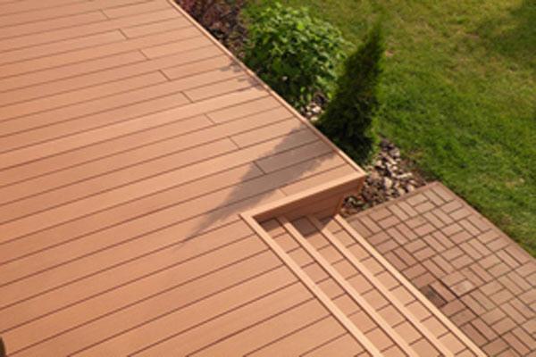 wpc - deck flooring UFMQINV