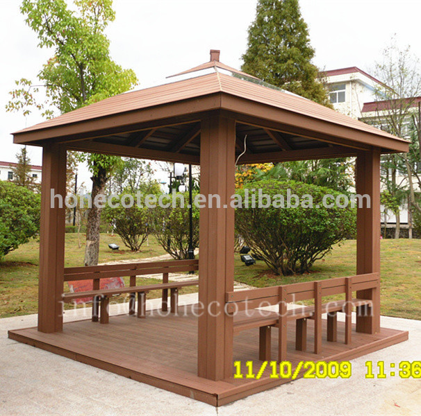 wpc wooden gazebos for sale - buy wooden gazebos for sale,wooden gazebo,fixed QPLWQKL
