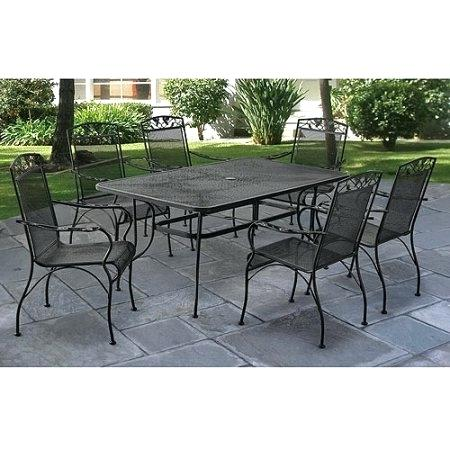 wrought iron patio set decoration: wonderful wrought iron patio tables design ideas a laundry room QDQEHTH