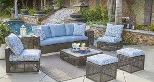 Acrylic Fabric Outdoor Furniture   Wayfair