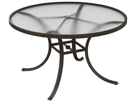 Acrylic Outdoor Dining Tables | LuxeDecor