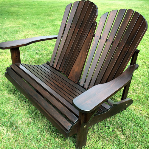 Double Adirondack chair 0102