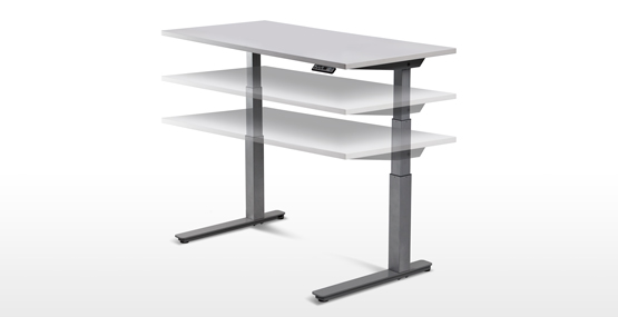 Standing Workstation | Electric Adjustable Height Desk