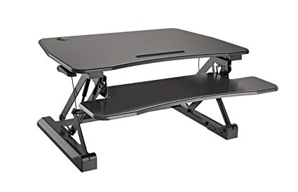 Amazon.com: Zeal Height Adjustable Standing Desk Ergonomic Laptop