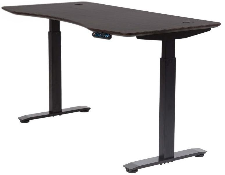 Symple Stuff Bertha Height Adjustable Standing Desk | Wayfair