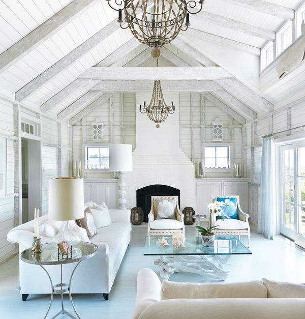 Decorating All-White Rooms: Ideas & Inspiration