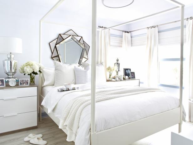 HGTV shows how to make an all-white room beautiful and inviting | HGTV