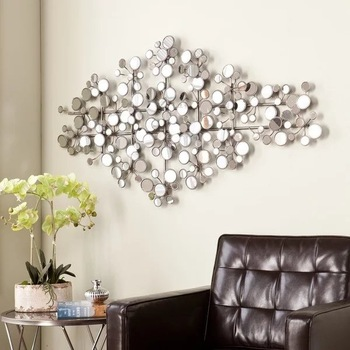 Zhaohui Large Wall Mirrors Art Deco Mirror For Living Room - Buy