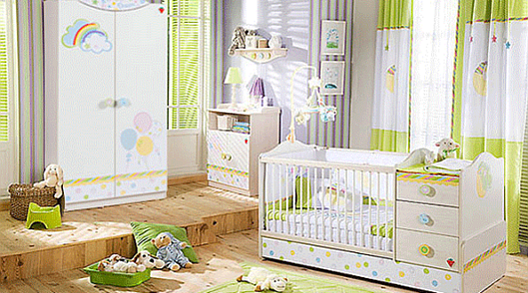 How to Select the Right Option from Baby Bedroom Furniture ...