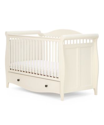 mothercare bloomsbury cot bed - ivory | cot beds | Mothercare