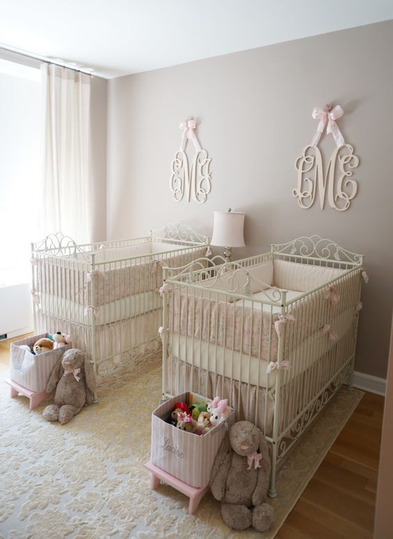 Possible Ideas For Decorating A Baby Girls Bedroom - Decorifusta