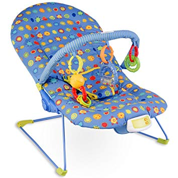 Amazon.com : Costzon Baby Rocker Chair, Adjustable Reclining Chair