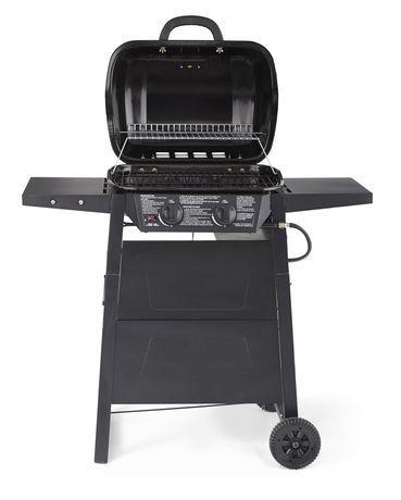 Backyard Grill 2-Burner Propane Gas Grill | Mini Garden | Grilling