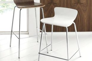 Kitchen Bar Stool Chairs With Back Black Regard To Stools Backs