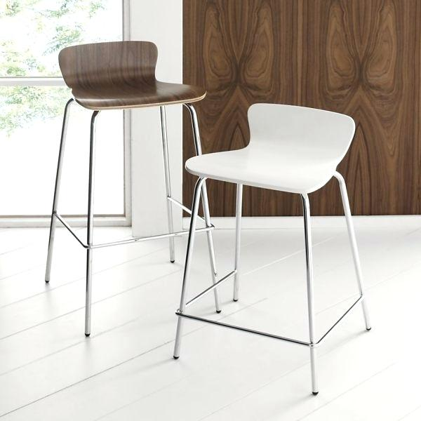 Why You Need Bar Stools with   Backs for Your Kitchen